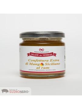 Confettura di Mango al Rhum