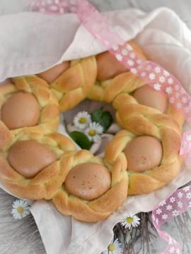 Cuddura Siciliana 500 gr con 3 uova